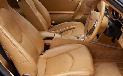 A Guide to Cleaning Leather and Vinyl In Your Car Interior