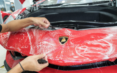 Benefits of Paint Protection Film In Winter